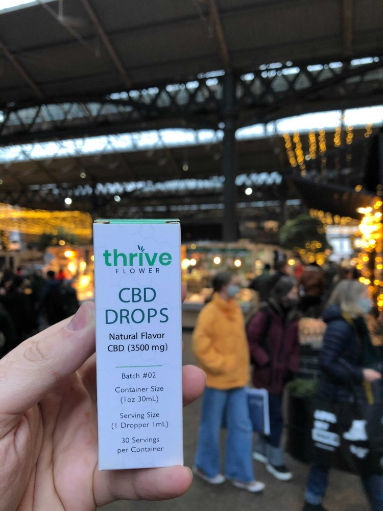 Full Review of the Thrive Flower CBD Products