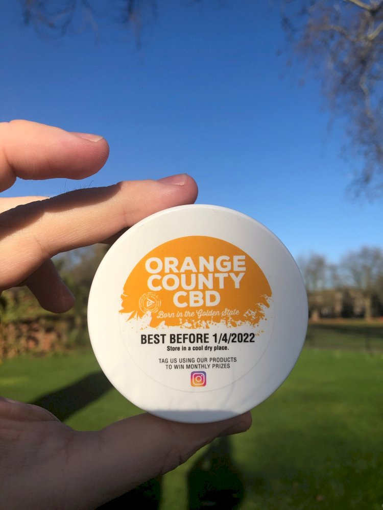 Orange County CBD Full Product Line Review